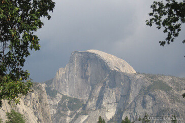 Yosemite Valley – Half Dome