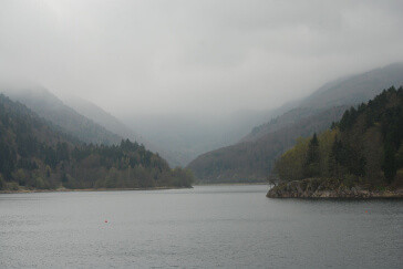 Lac de Kruth Wildenstein – Grand Ventron